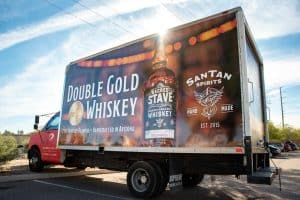 SanTan Spirits is Arizonas Largest Distillery distributing double gold whiskey through Arizona