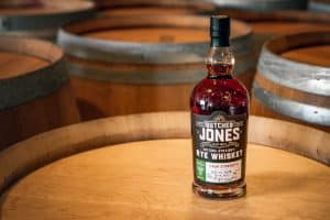 SanTan Spirits Butcher Jones Arizona Straight Rye Cask Strength